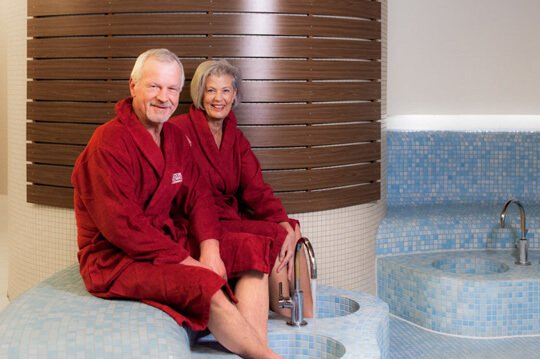 Wellness in der Holstein Therme
